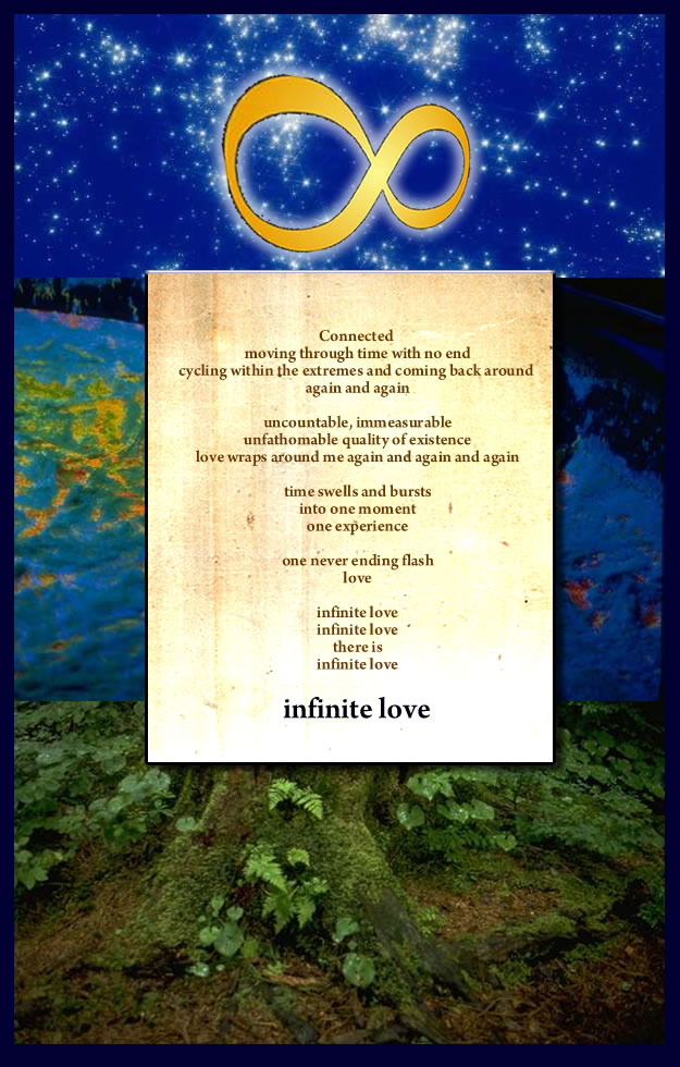 infinite love image